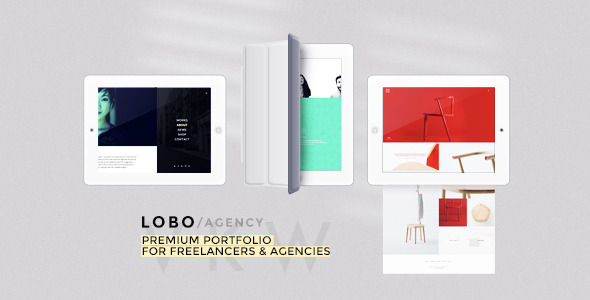 Lobo Wordpress Theme